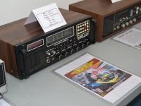 I Exposición de equipos de radio antiguos de CB y VHF por Gerardo R. Sánchez, EA4DR