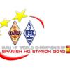 Diploma estaciones especiales URE en el IARU HF WC 2012