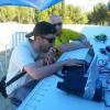 EA4RCH/p en el Sprint VGE 2014