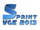 Resultados Concurso Sprint VGE 2013