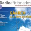 """EA4RCH en la portada de """"Radioaficionados"""""""
