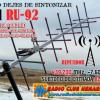 Repetidor UHF – RU-92
