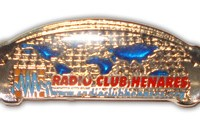 Pin Radio Club Henares
