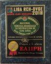 Placa Liga RCH-DVGE